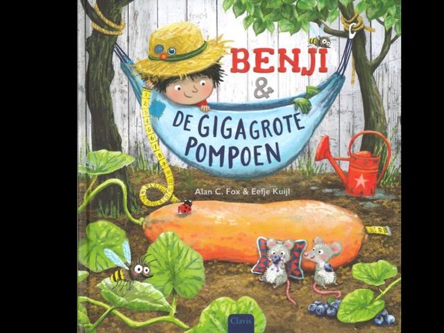 De Giga Grote Pompoen by Aaron Willaert