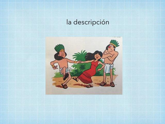La descripción  by Samuel Lugilde