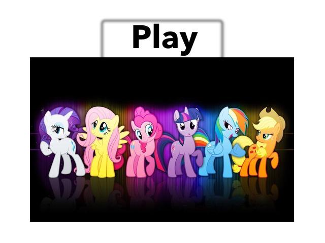 My Little Pony  by TinyTap creator