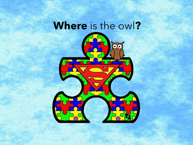 Where Is The Owl 3? by Robert Zorich