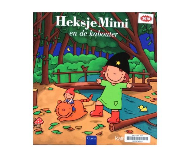Heksje Mimi en de kabouter by Tine Neckebroeck