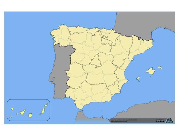 Provincias by Alberto Puerto Perez