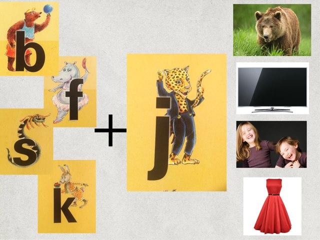 J Som 2. konsonant by Dorte Eriksen