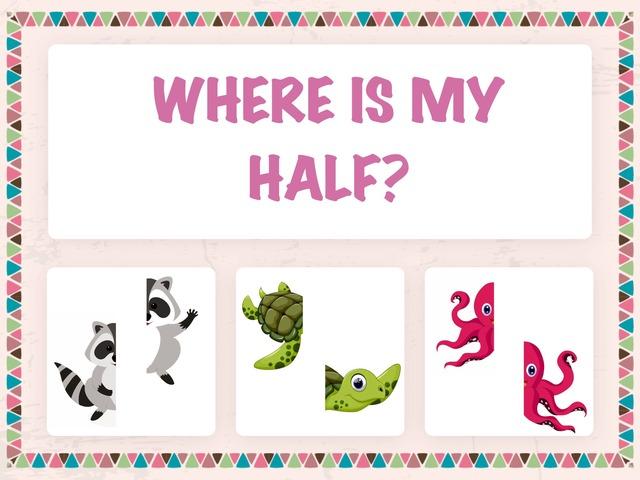 Where Is My Half? by Hadi  Oyna