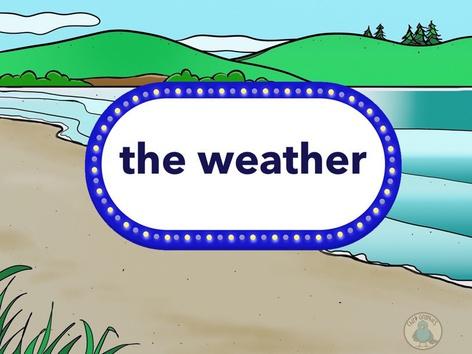 the weather by מוחמד חרמה