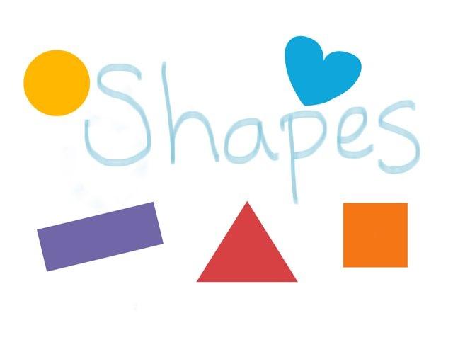 Shapes by Lindsay Eatchel