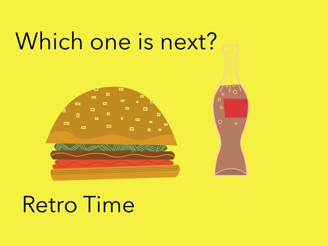 Next: Retro Time (Patterns) by Carol Smith