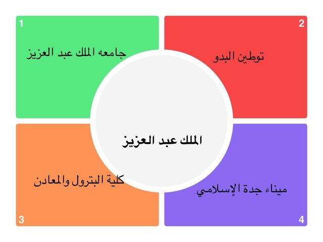 اختاري المربع الصحيح by نوال
