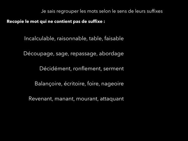 Vocabulaire Ceinture Noire by Mon Sieur