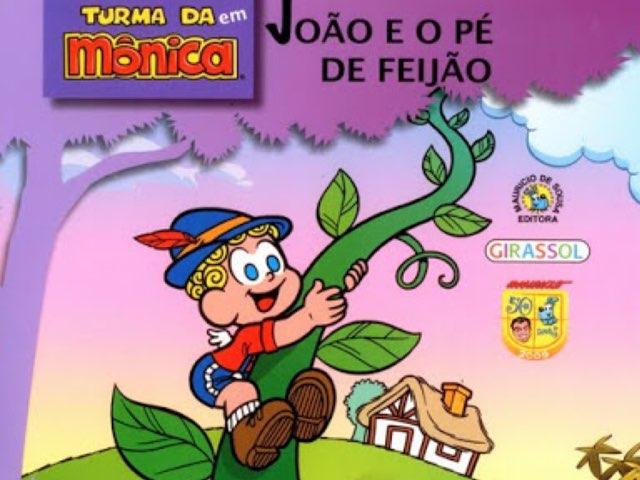JOAO E O PE DE FEIJAO by Pueri digital verbo divino