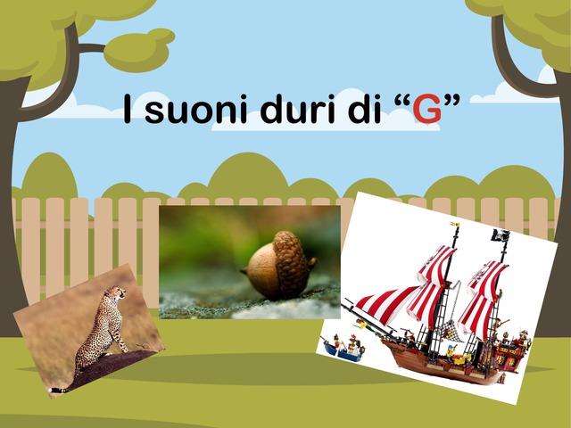 I Suoni Duri Di G by Anna Celardo