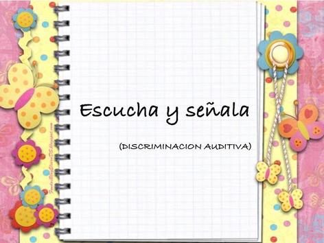 Escucha Y Señala by Zoila Masaveu