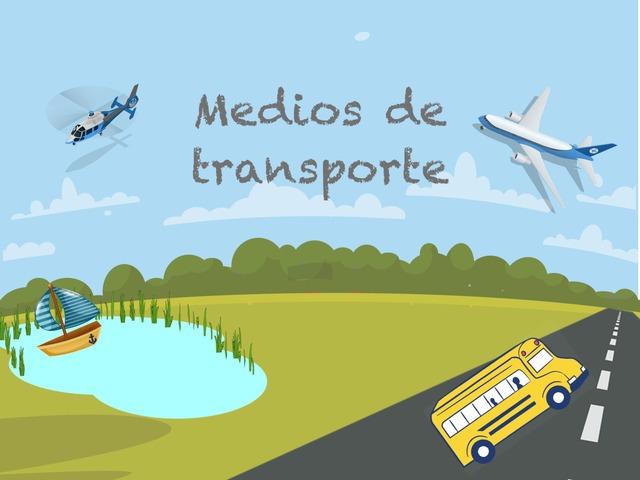 Medios De Transporte  by Claudia Conesa Sánchez