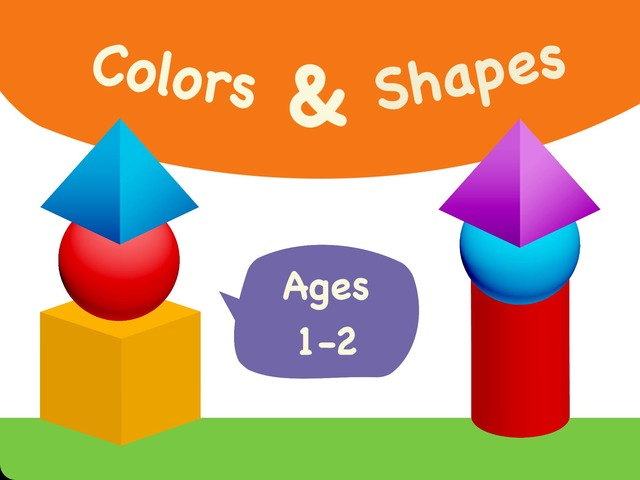 Colors & Shapes (activity) by Kids Tube