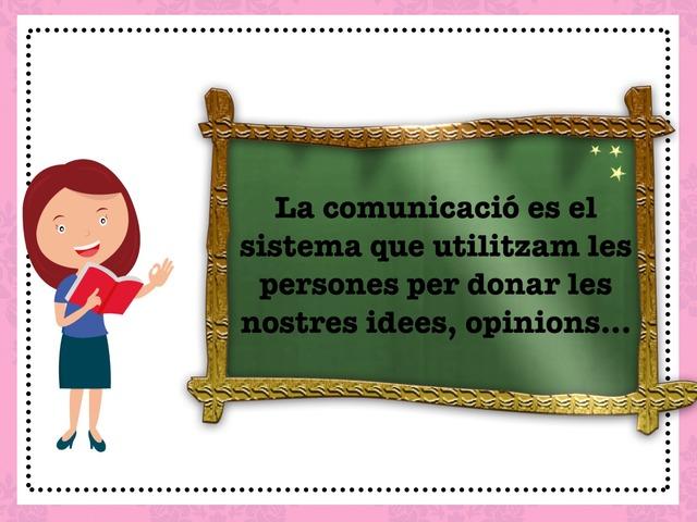 Comunicació by 5è B Primària