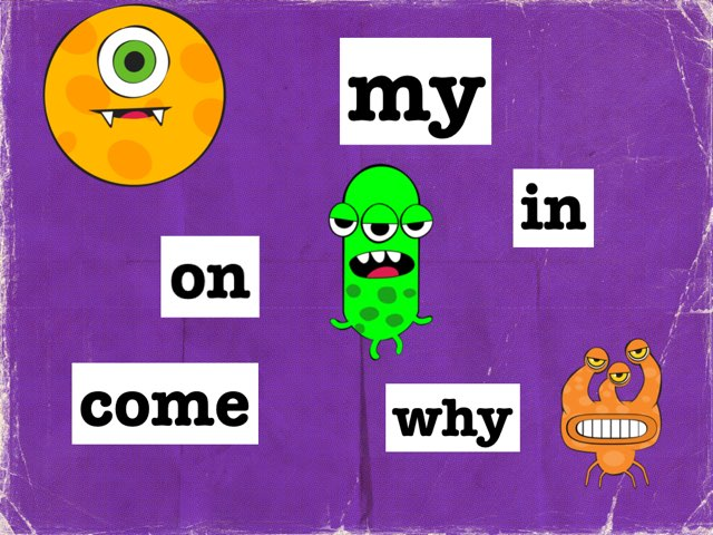 1st Grade RS Sight Words unit 1 by Jacquie Conway