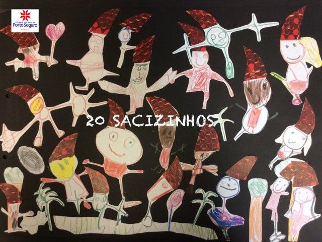 20 SACIZINHOS by MÔNICA RICCA