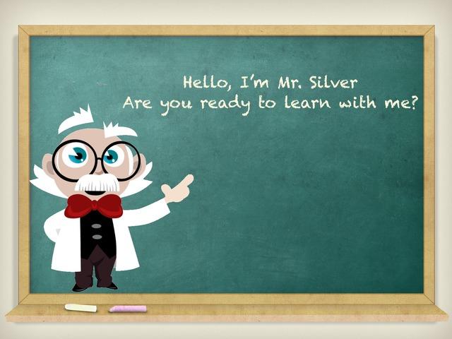 Mr. Silver by Jesus Boquer