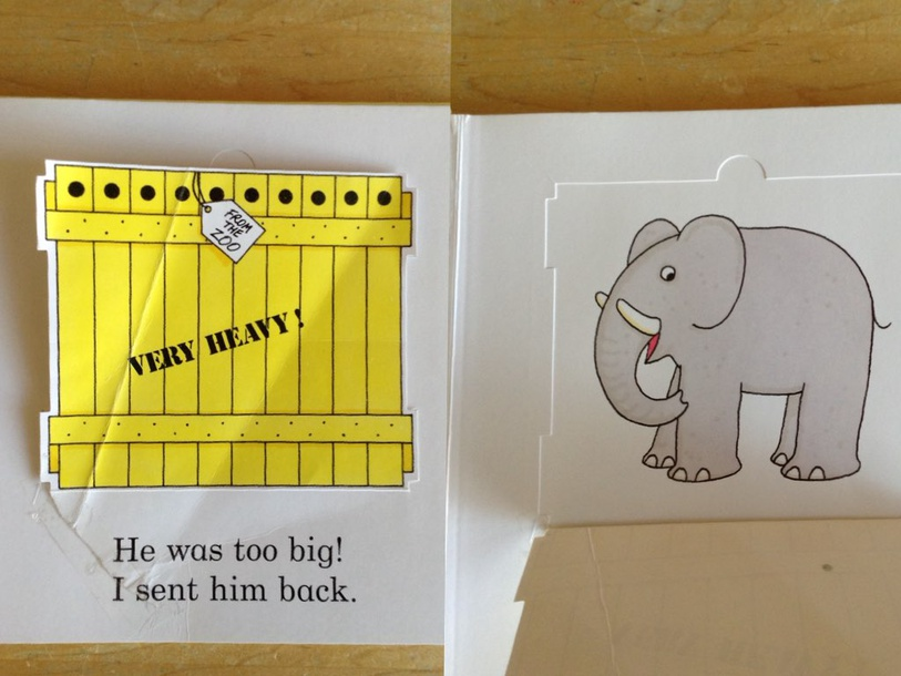 Dear Zoo by Little Treasures Nursery