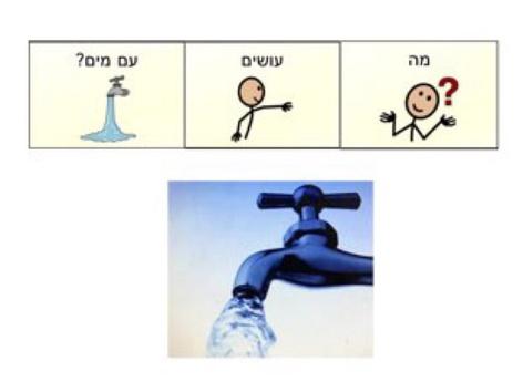 סיפור שימושי המים(1) by Efrat Ilan