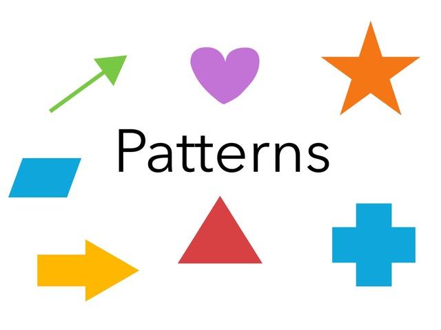 Patterns by Amanda Riker
