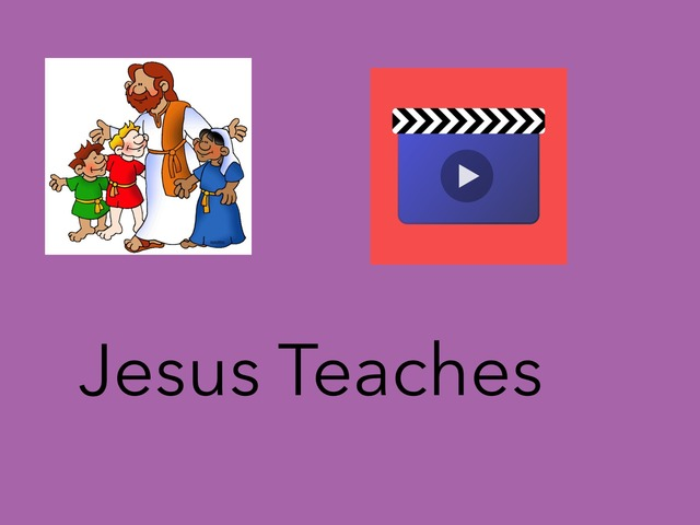Bible Videos: Parables by Carol Smith