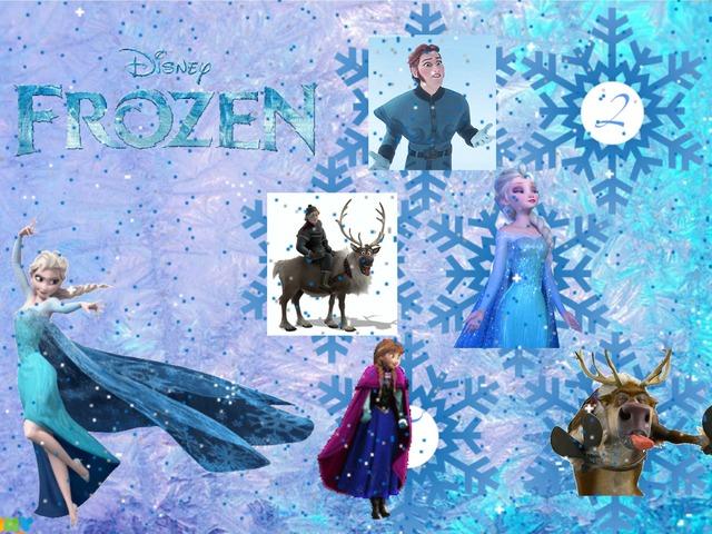 Frozen by Brian Alejandro Gil