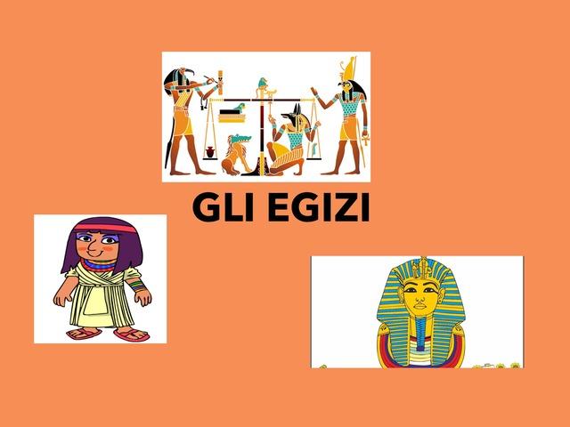 Gli Egizi by Annalisa Gallo