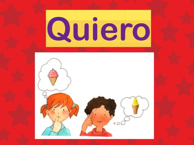 Quiero by Rosalva Correa