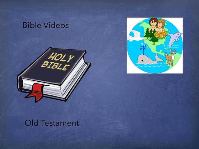 Bible Videos: Old Testament #1 by Carol Smith