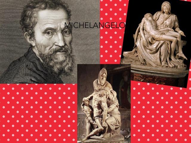 Michelangelo by kcihdyutr fnjgnhhuidfgs