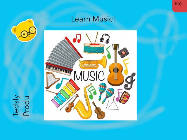 Learn Music #10 by Girly Seal0
