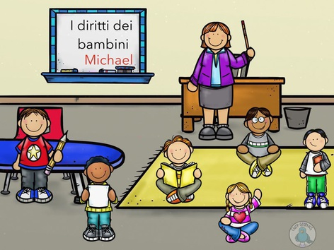 I Diritti Dei Bambini by Rosalino Rinaldi