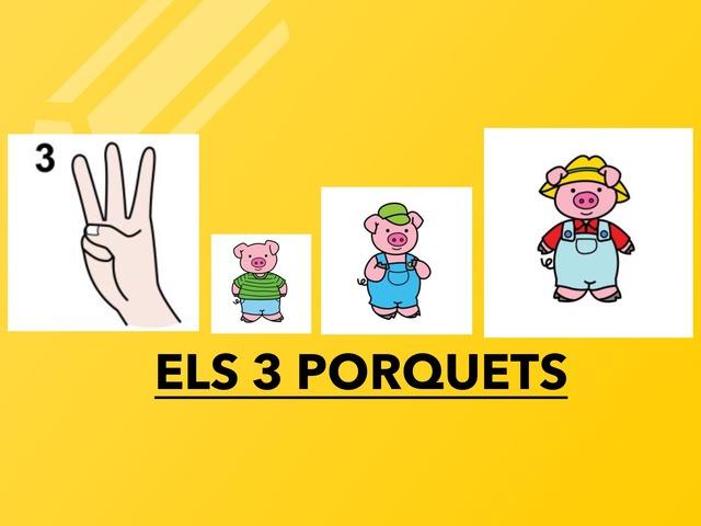 Activitats Amb Els 3 Porquets by CEE Escola