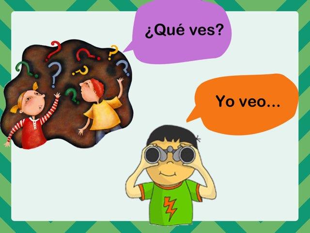 TECC veo veo by Sara Burgueño Peña