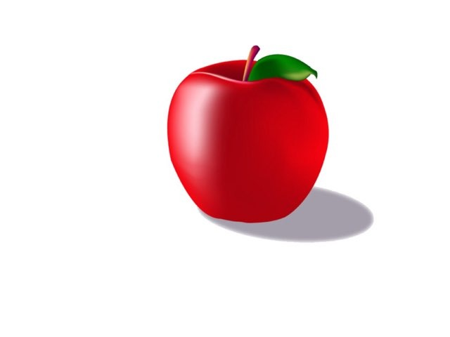 苹果 by yan hong
