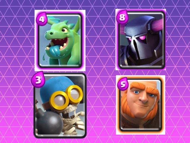 Clash Royale by Frances Chapin