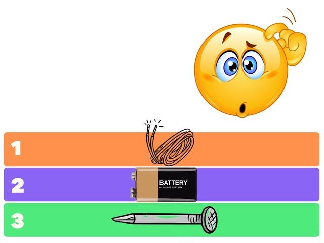 المغناطيس الكهربائي by Kawthar Alsarraf