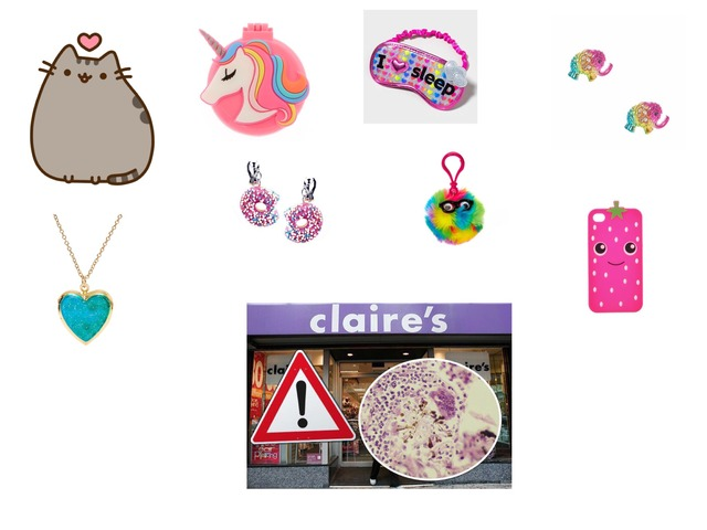 Claire's by A. J.