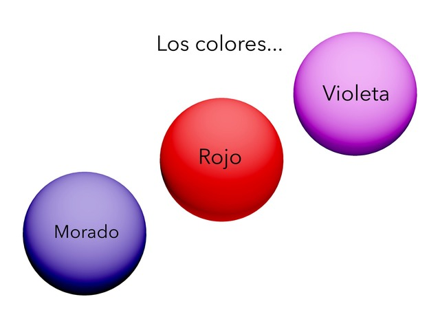 Los Colores by Gianni Canzanella