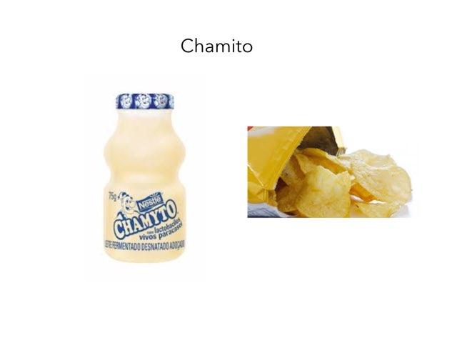 Chamito by ComunicaTEA grupo de terapeutas