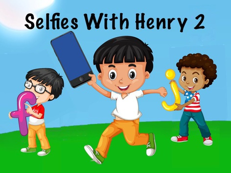 Selfies With Henry 2 f-j by Cici Lampe