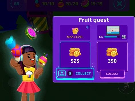 Fruit quest by Carmen