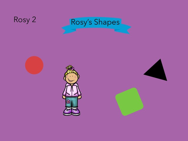 Rosy's Shapes by Girly Seal0