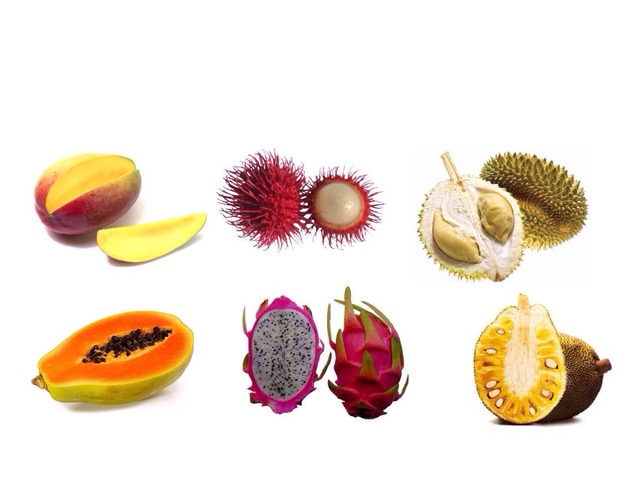 Frutas Del Amazonas by Myriam martinez