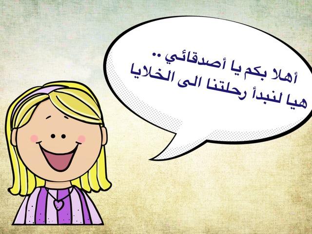 مراجعه درس الخلايا تقويم by Moza Alsaei