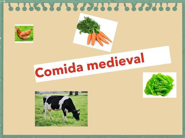 Comida Medieval by Nerea Glez