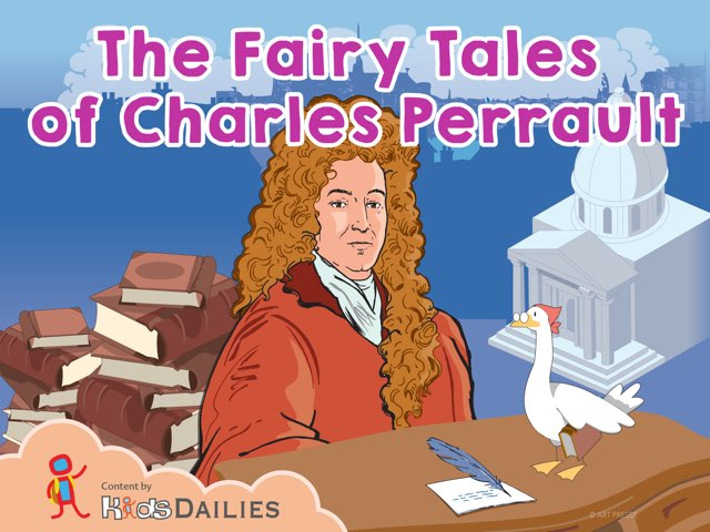 The Fairy Tales Of Charles Perrault by Kids Dailies