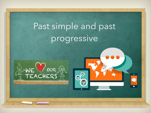 Past Simple And Progressive  by Flor Lopez