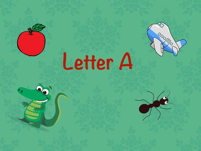 The Letter A by Logan Dodd